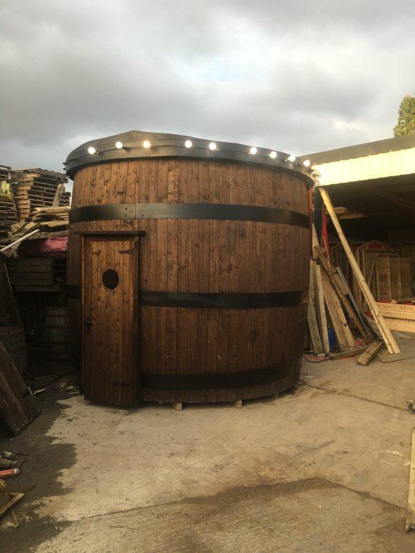 Giant barrel 5